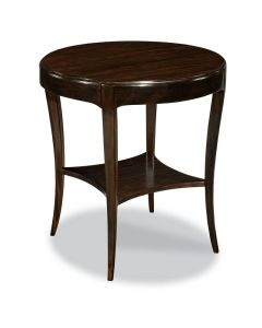 Addison Saber Lamp Table