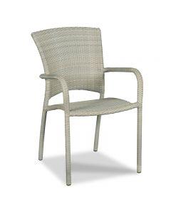 Café Outdoor Stacking Chair