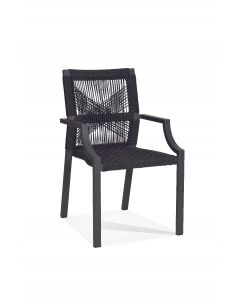 Bellevue Outdoor Stackable Arm Chair