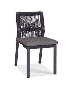 Bellevue Outdoor Stackable Side Chair